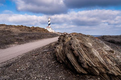 The lighthouse stock images
