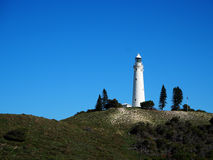 Lighthouse in Rottnest Island Stock Photos