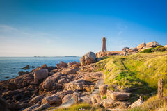 Lighthouse Ruz Men Stock Image