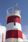 Lighthouse at Sagres, Algarve, Portugal Stock Photos