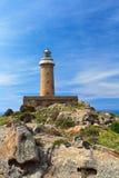 Lighthouse- San pietro island Royalty Free Stock Photography