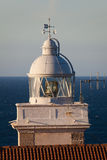 Lighthouse of San Vicente de la Barquera Stock Photography