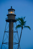 The Lighthouse @ Sanibel stock photography
