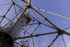 Lighthouse At Sanibel Island. Located at Sanibel Island, Florida - USA Stock Images