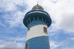 Lighthouse of Santa Ana hill, Guayaquil, Ecuador Stock Photography