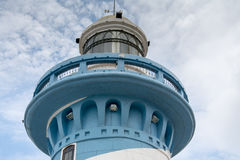 Lighthouse of Santa Ana hill, Guayaquil, Ecuador Stock Photo