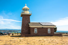 Lighthouse in Santa Cruz, California Royalty Free Stock Photography