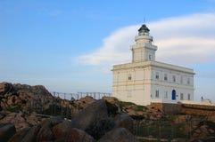 Lighthouse of santa teresa Stock Photography