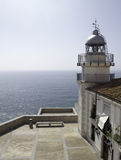 Lighthouse and sea Royalty Free Stock Images