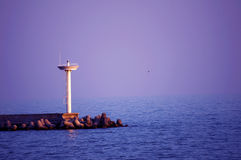 Lighthouse sea Royalty Free Stock Photography