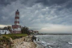 Lighthouse of Shabla Stock Photography