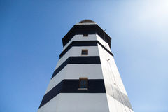 Lighthouse in Sile Stock Image