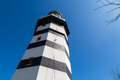 Lighthouse in Sile Royalty Free Stock Image