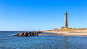 The lighthouse of Skagen Royalty Free Stock Photos