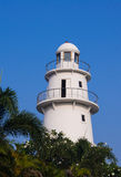 Lighthouse with skyblue Stock Image