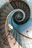 Lighthouse snail staircase royalty free stock photo