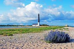 Lighthouse Sorve in Estonia. Lighthouse Sorve on Saaremaa island in Estonia Royalty Free Stock Image