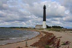 Lighthouse. Sorve lighthouse on island Saaremaa in Estonia Stock Photography
