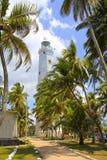 Lighthouse On Southern Tip of Sri Lanka Stock Images