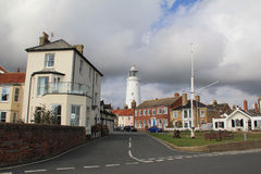 The lighthouse at Southwold Stock Photos