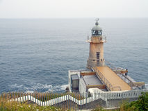 Lighthouse,spain Stock Image