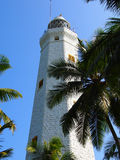 Lighthouse. Spectacular lighthouse on Sri Lanka island Stock Images