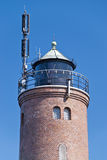 Lighthouse of St. Peter-Ording Stock Images