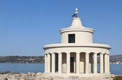 Lighthouse of St. Theodore at Argostoli Stock Photos