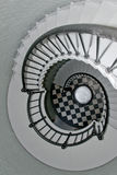 Lighthouse Stairs Royalty Free Stock Photography