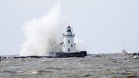 Erie Lighthouse  Stock Photos