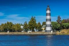 Lighthouse at Suisun, Ca. Stock Photos