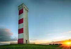 Lighthouse Sunset Royalty Free Stock Image