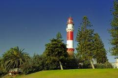Lighthouse (Swakopmund) Royalty Free Stock Images