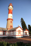 Lighthouse, Swakopmund, Namibia Royalty Free Stock Photography
