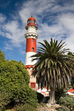 Lighthouse at Swakopmund Royalty Free Stock Images