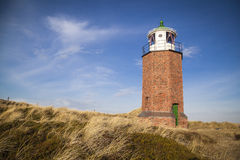 Lighthouse at Sylt Stock Images