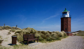 Lighthouse  Sylt, Schleswig-Holstein, Germany!! Royalty Free Stock Photography