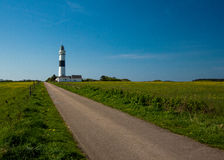Lighthouse  Sylt, Schleswig-Holstein, Germany Royalty Free Stock Photography