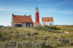 Lighthouse - a symbol of light, hope and the right way. Royalty Free Stock Photography