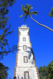 Lighthouse on Tahiti Royalty Free Stock Photo