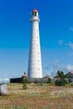 Lighthouse on Tahkuna Stock Photos