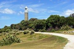 Lighthouse, Tasmania, Australia Stock Photos