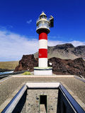 Lighthouse, Tenerife Stock Image