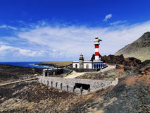 Lighthouse, Tenerife Stock Photo