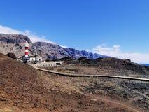Lighthouse, Tenerife Royalty Free Stock Images