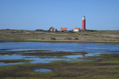 Lighthouse of Texel Royalty Free Stock Photography