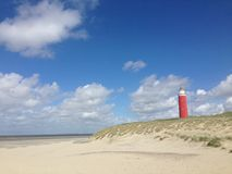 Lighthouse from Texel Royalty Free Stock Image