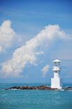 Lighthouse of Thailand Stock Photo