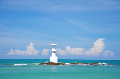 Lighthouse of Thailand Royalty Free Stock Images