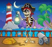 Lighthouse theme image 8 Royalty Free Stock Image